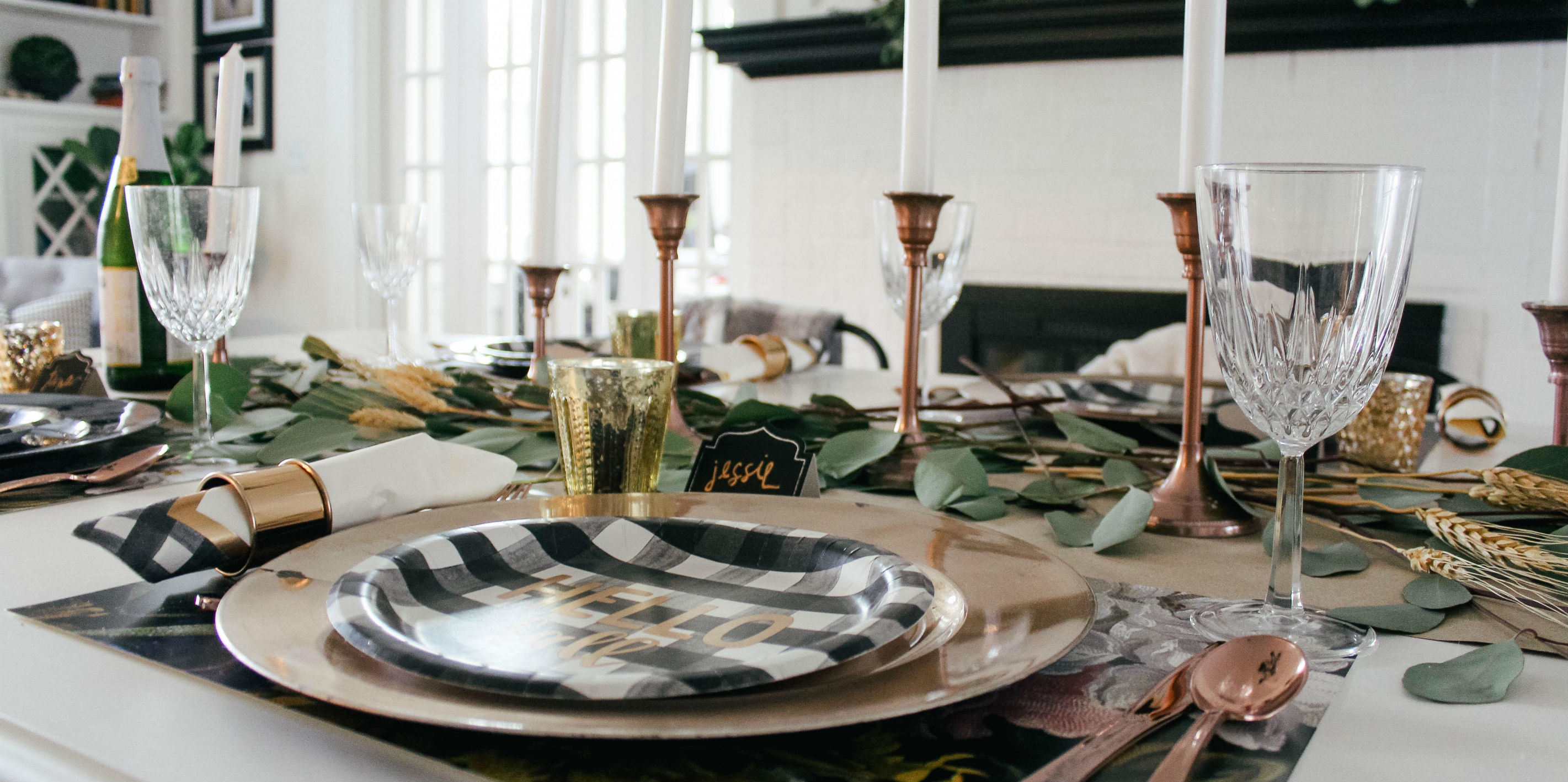 friendsgiving around the table how you live blog header accent your focus runner corner console white folding side bookcase kmart door floor trim jcpenney shades inch furniture