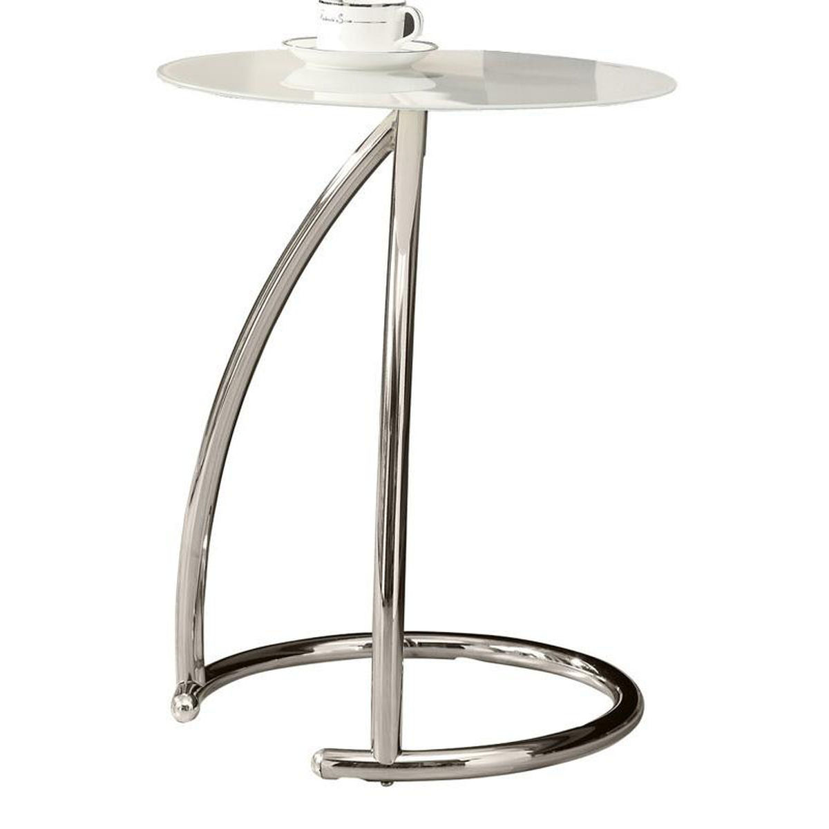 frosted glass top accent table bizchair monarch specialties msp main our curved chrome with tempered living room furniture end tables small white corner desk round metal side low