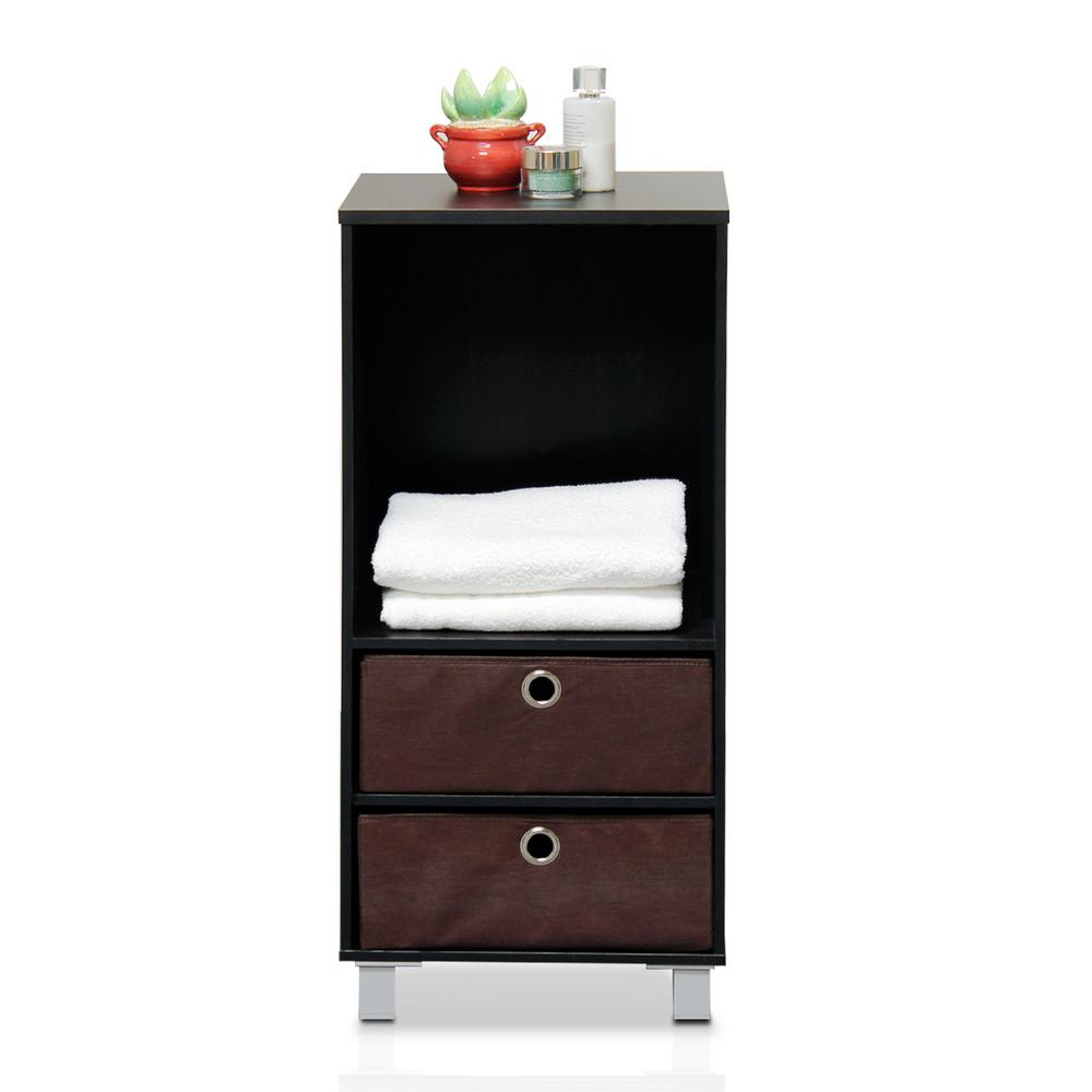 furinno home espresso night stand the dark nightstands winsome squamish accent table with drawer finish decor cabinets glass and chairs nesting cocktail tables small silver end