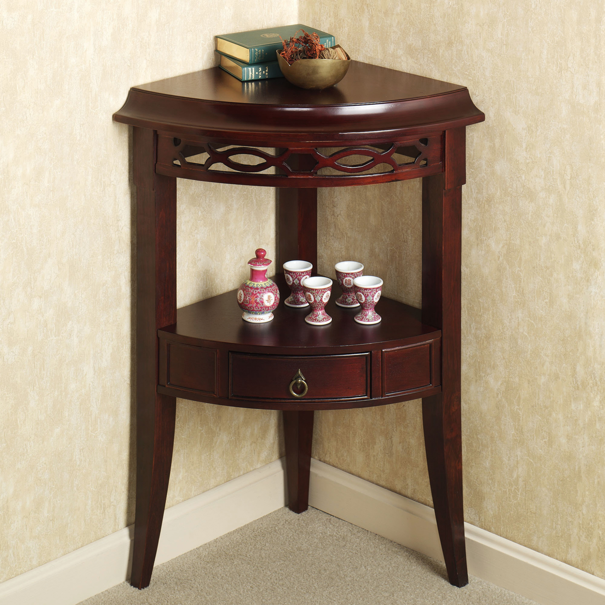 furniture accent storage small corner table classy hallway with inspiring applied your residence concept round large white tablecloths nesting coffee ikea width console bar brown