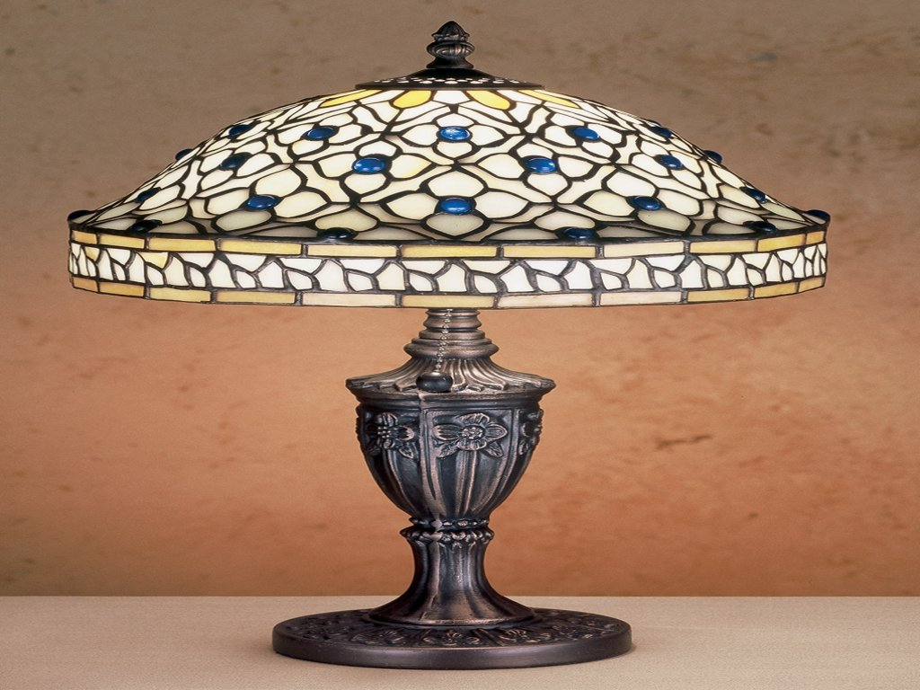 furniture accent table lamps best meyda tiffany quatrefoil jeweled lamp corner half moon console counter height rectangular dining blue chest formal room chairs student desks for