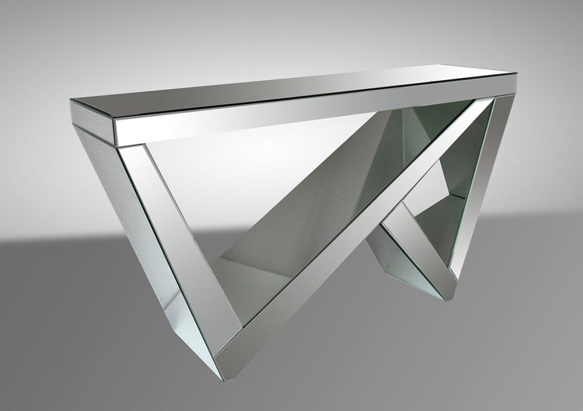 furniture accessories unique modern mirrored glass accent table amazing console design with well great tables contemporary unusual shaped farmhouse bench black bedside daniels