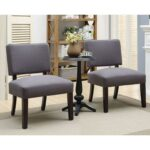 furniture america arvid piece set accent products color chairs and table with transitional end seat garden ikea night tables drawer door dark wood bedroom acrylic round zila kmart 150x150