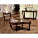 furniture america dark cherry coleen piece accent table set get wood backyard ethan allen leather sofa ikea slim storage outdoor patio covers dale tiffany lamps mini crystal lamp 150x150