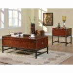 furniture america dravens industrial trunk style piece accent table set free shipping today oriental lamp shade tall dining room sets round glass and chairs contemporary home 150x150