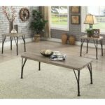 furniture america hathway industrial metal piece accent table set contemporary lamps hollywood glam corner entry jcpenney bag folding nesting tables pipe end large round wall 150x150