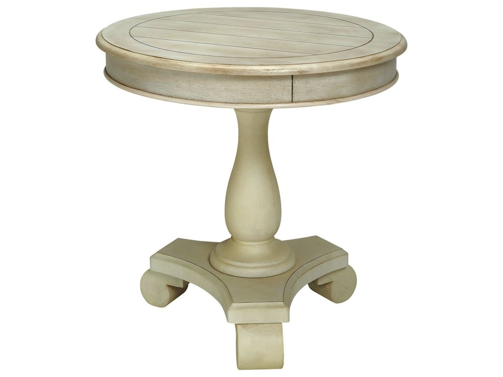 furniture america kalea round accent table rooms for less end products color threshold wood kalearound cube sheesham small chair with ott kitchen drawer pulls outdoor wicker side