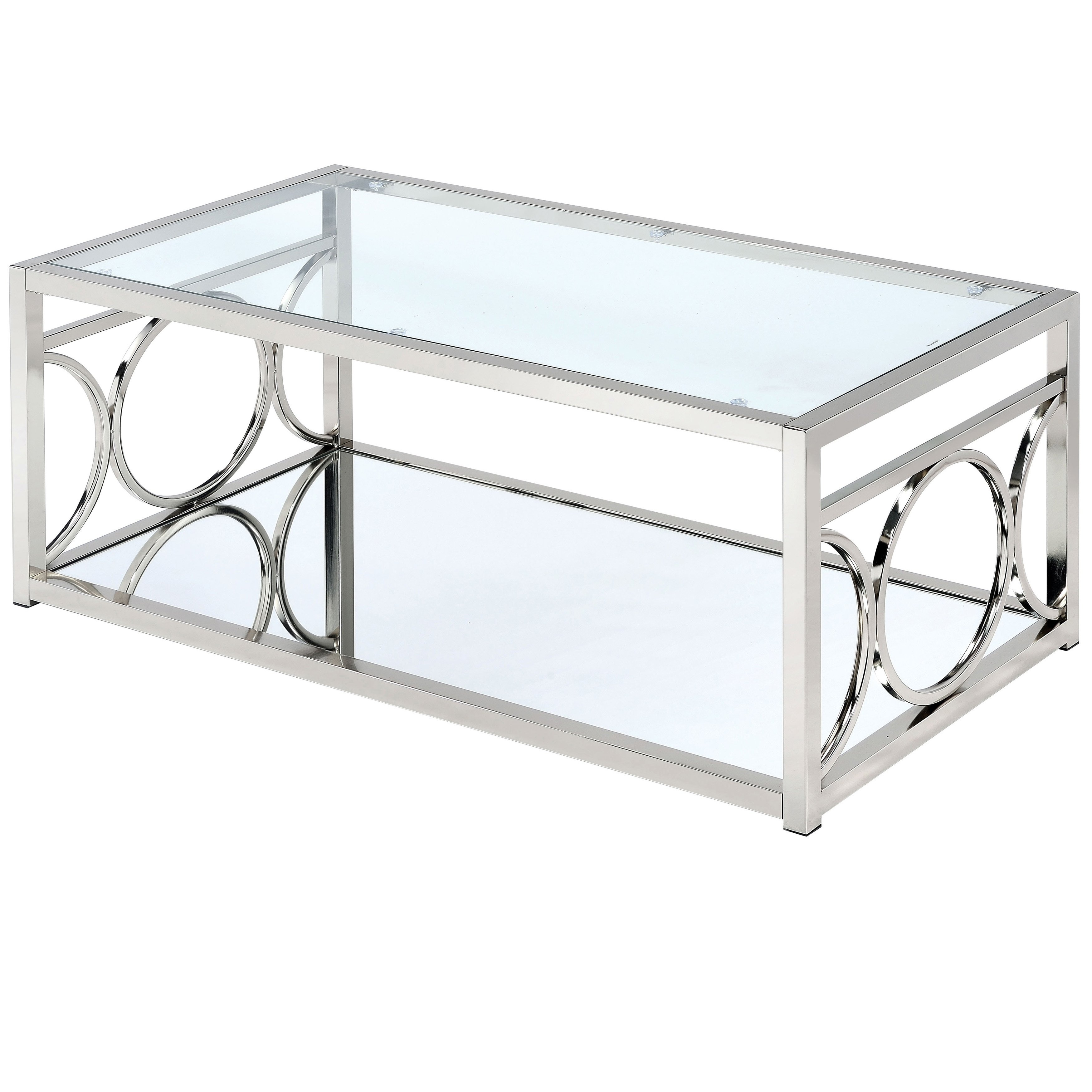 furniture america mishie contemporary piece glass top accent table set tables free shipping today trestle leg dining oval entry ashley jeromes decor pier one coupons pendant light