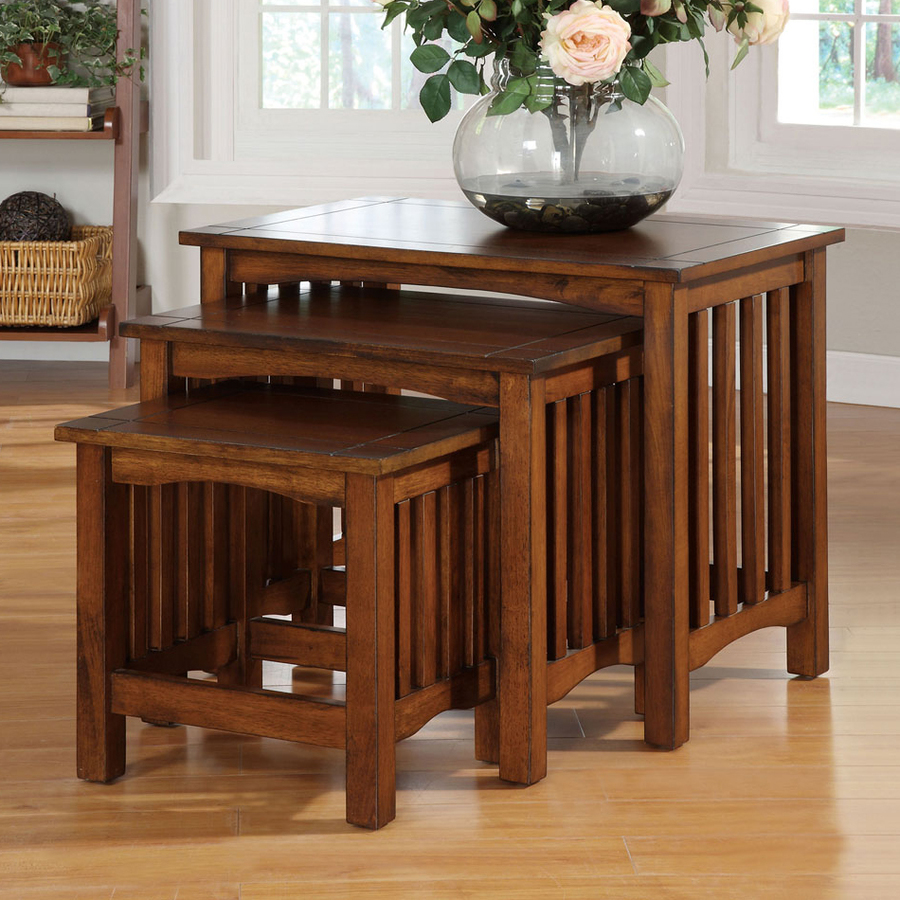 furniture america valencia piece antique oak birch accent table set embroidered tablecloth vegas thin nightstand elm wood coffee tall skinny entryway stained glass floor lamp