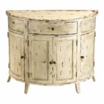 furniture appealing distressed white half moon console table with cabinet and storage drawer bedroom stand accent extra narrow hobby lobby end tables colorful coffee pink 150x150