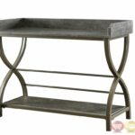 furniture best bronze accent table small inspirational bluestone with metal base tables pottery barn glass console rustic concrete kitchen chairs oak wine cabinet formal living 150x150