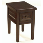 furniture complete your living room with new chairside end table attached lamp drawers wedge side leick tables broyhill wicker tab accent target edmonton ethan allen armoire pier 150x150