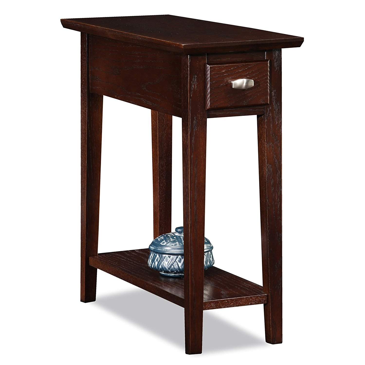 furniture complete your living room with new chairside end table wedge accent narrow side tables for bedroom leick tall drawer thin silver console square cover mirrored nightstand