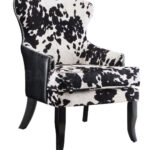 furniture cowhide dining chairs beautiful black white print accent chair stuff for room table plastic outdoor gray wood side maple bedside bathroom flooring target threshold 150x150