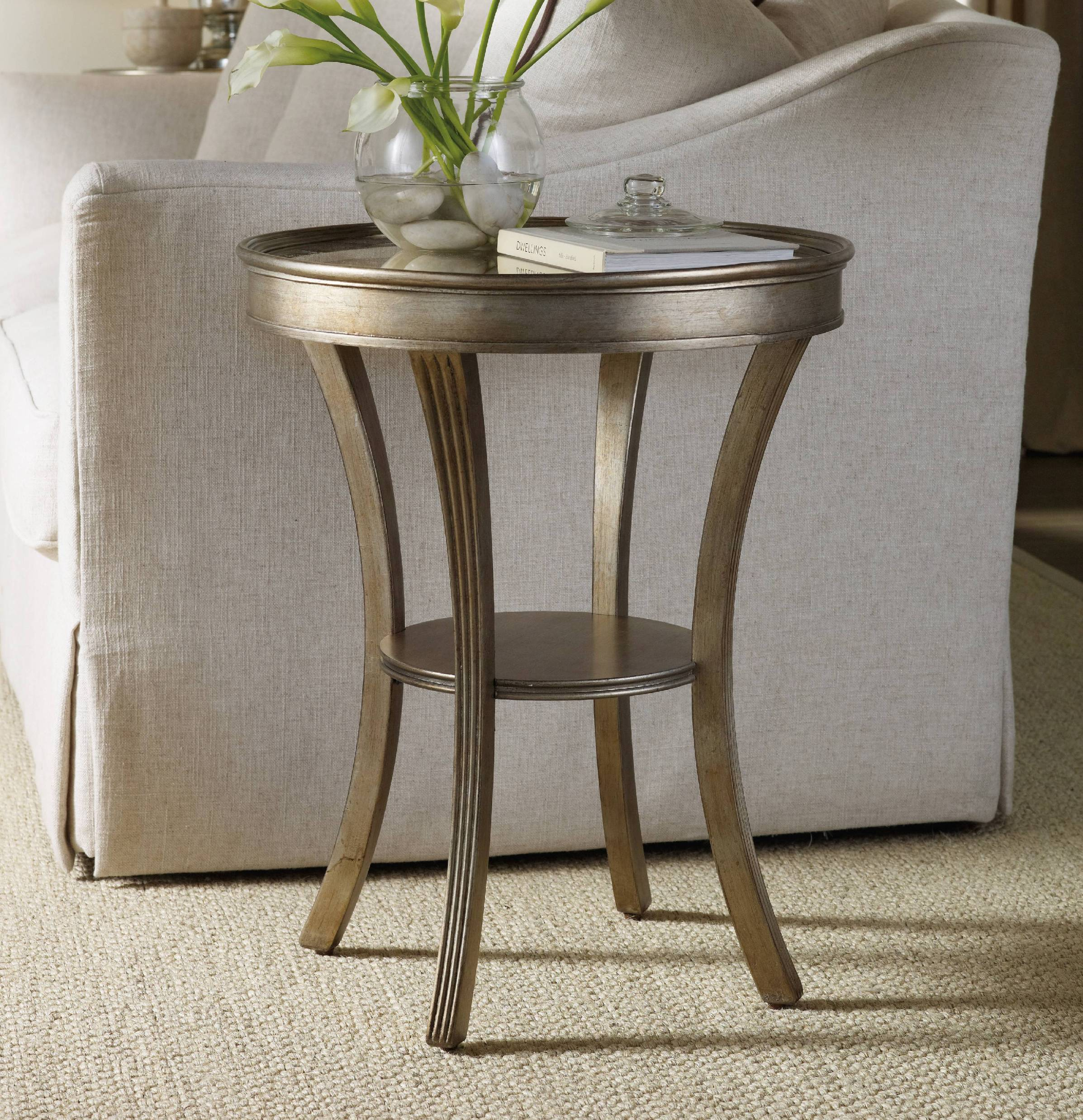 furniture elegant mirrored accent table for home ideas sanctuary round with shelf small desk espresso pedestal coffee inch wooden bedside cream side tall end tables ikea sunflower