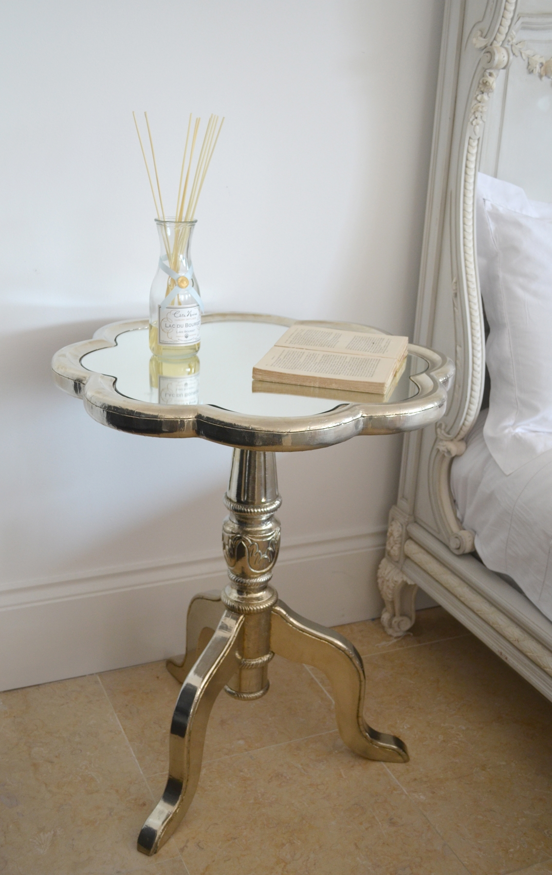 furniture elegant mirrored accent table for home ideas with legs plus wooden floor and white wall bedroom decoration round side drawer inexpensive end tables gold skinny nursery