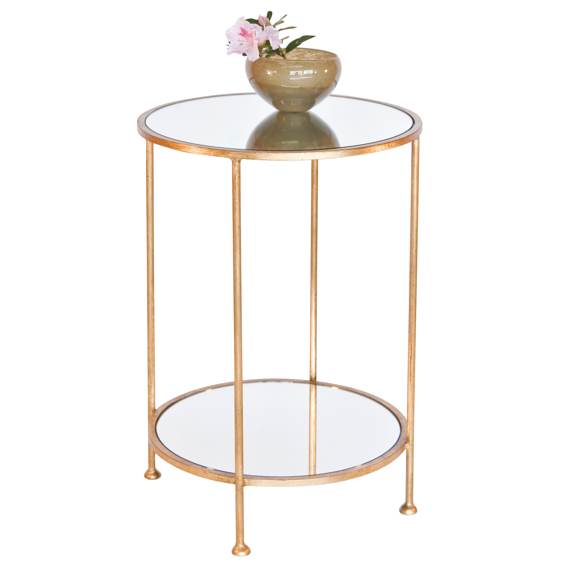 furniture elegant mirrored accent table for home ideas worlds away chico small tier gold leaf round occasional tables drawer end with storage drawers pedestal coffee bar side