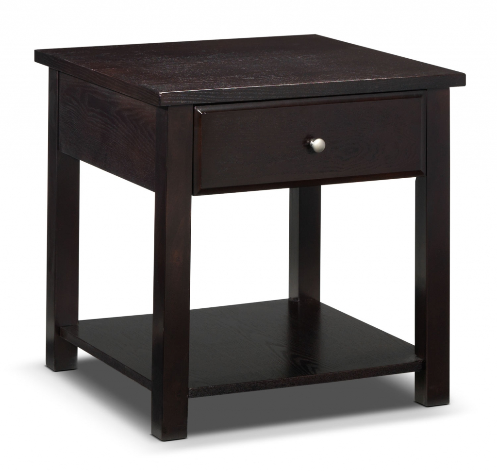 furniture espresso end table luxury acme christa and white best tables leon tipton round accent caleb pedestal pier one shower curtains designer lamps living room balcony knotty