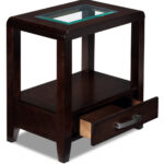 furniture espresso end table luxury acme christa and white new felicia tipton round accent oxford knotty pine desk gold lamp teal storage cabinet pier one shower curtains small 150x150
