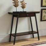 furniture everett foyer table and mirror set tables world market console for accent abstract art canvas ideas round coffee nest kitchen trolley kmart drum stool with backrest 150x150