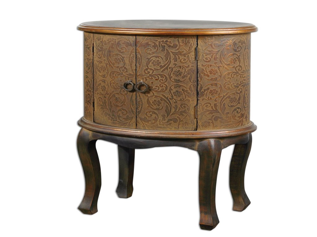furniture fresh uttermost accent tables tabl luxury ascencion table rust brown jinan marble bistro inch high pub colorful leather living room sets tablecloth antique bronze coffee
