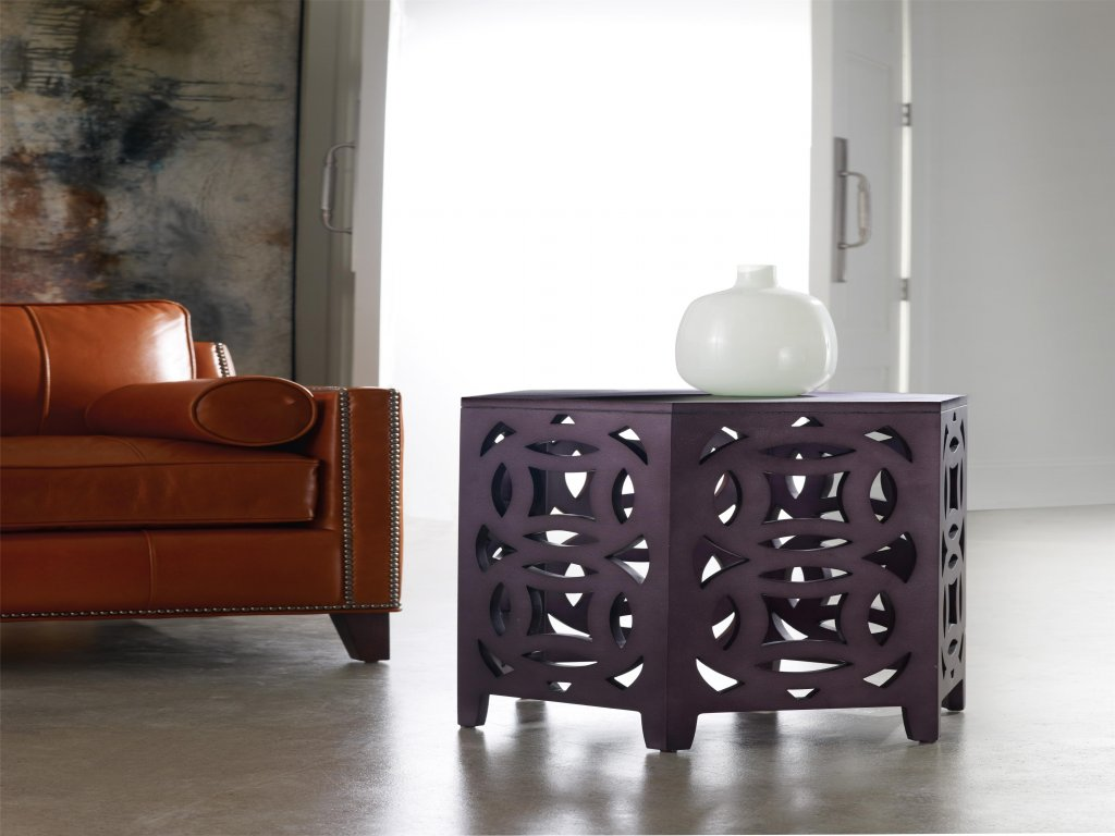 furniture fretwork accent table new elephant console luxury hooker melange hexagonal with hexagon target small decorative end tables woodworking plans iron barn style dining