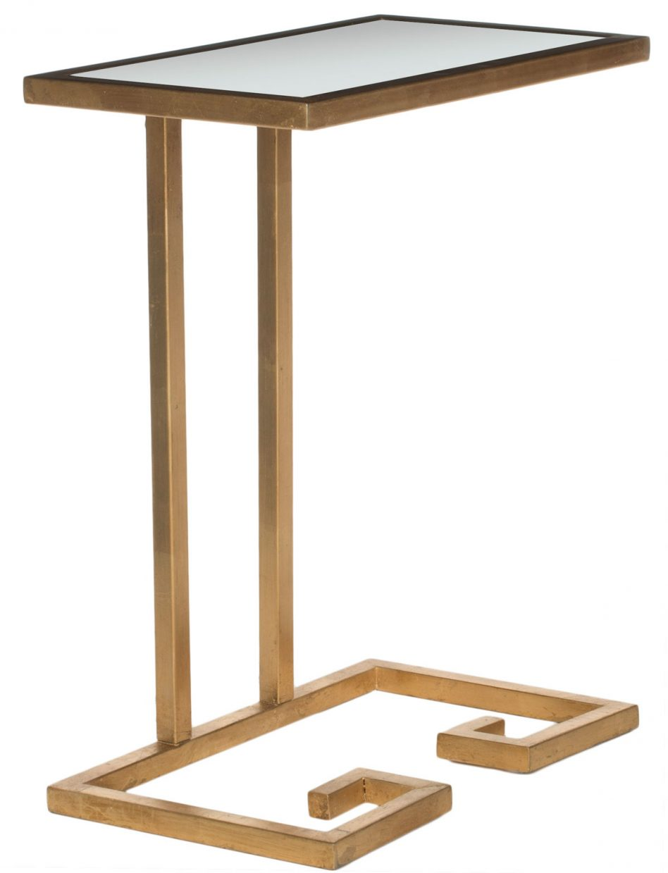 furniture gold accent table end tables safavieh half moon black beige tablecloth bunching coffee light lamp for inch square modern standard lamps shallow entry oil rubbed bronze