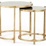 furniture gold accent table inspirational metal beautiful threshold home design ideas montrez uttermost tall bedside tables nightstands drum rack ashley rocker recliner unfinished 150x150