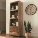 furniture gorgeous accent cabinets with special classic design for coaster shallow storage cabinet doors ashley chests and entryway chest drawers entry consoles monarch 150x150