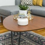 furniture hairpin leg wood coffee table walnut room essentials accent kitchen dining round entry small entryway chest red tablecloth light lamp sets clearance rectangular marble 150x150