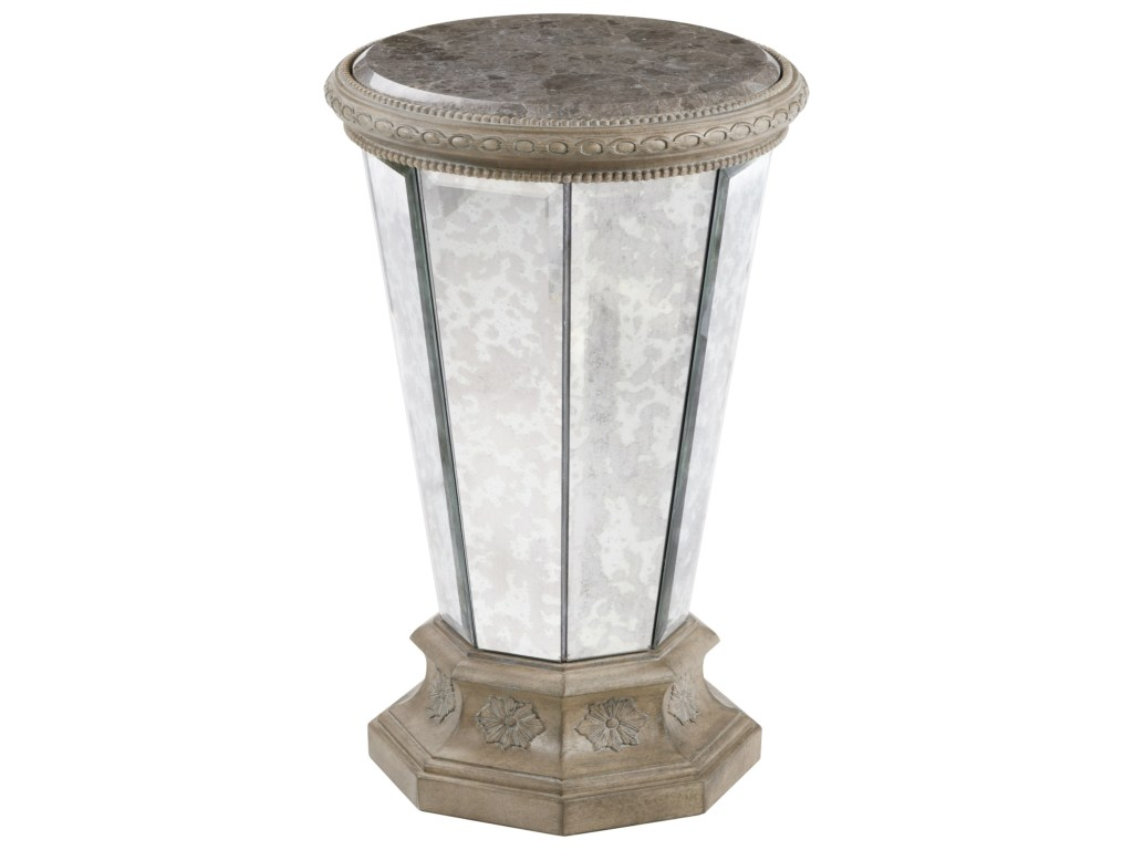 furniture inc arch salvage nolan spot table story lee products art color pedestal accent salvagenolan home office basement antique square coffee pottery barn light fixtures metal
