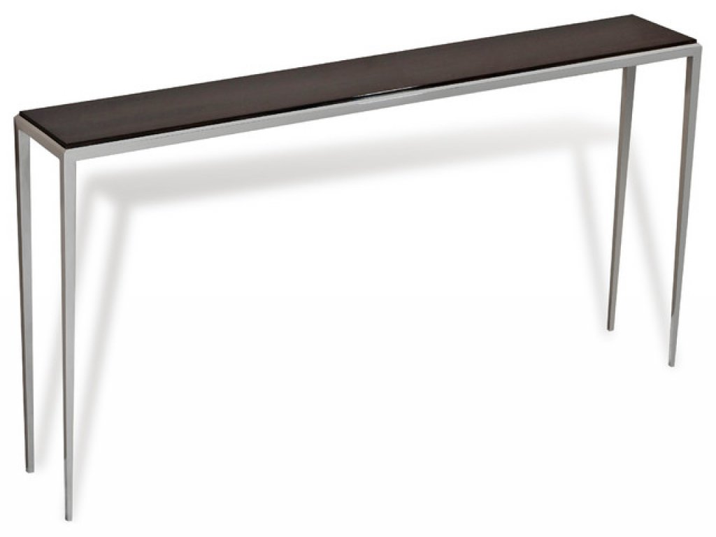furniture long accent table unique extra large dining elegant morell ebonized wood modern sofa console white outdoor side inch square tablecloth heavy umbrella base beacon hill