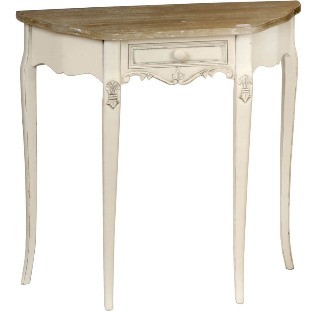 furniture modern espresso half moon console table design astonishing french country plus john lewis astoria mirrored along with drawers white accent bedside tables kmart dining