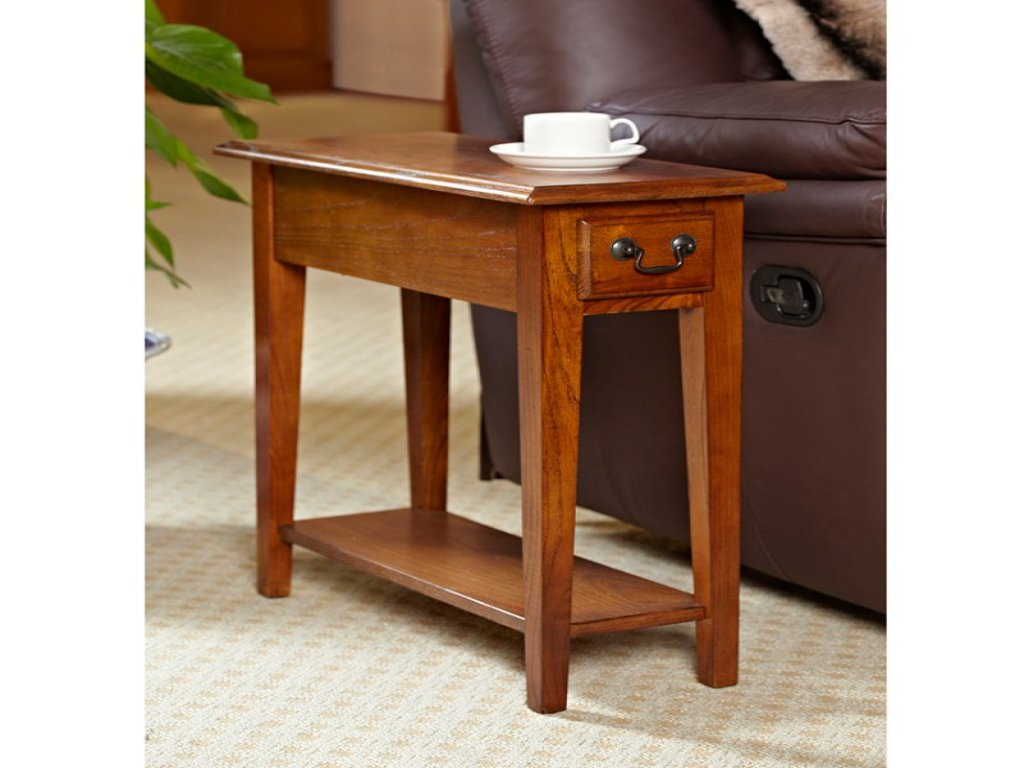 furniture narrow accent table awesome wood end with hardwood inch chairside medium oak tall antique fold down sides usb charger bistro tablecloth decorative corners living room