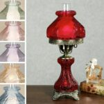 furniture novelty rustic table lamp decoration light straw braid small brayleigh handblown glass accent within decorative lamps lucite coffee tray target metal pier one wicker 150x150