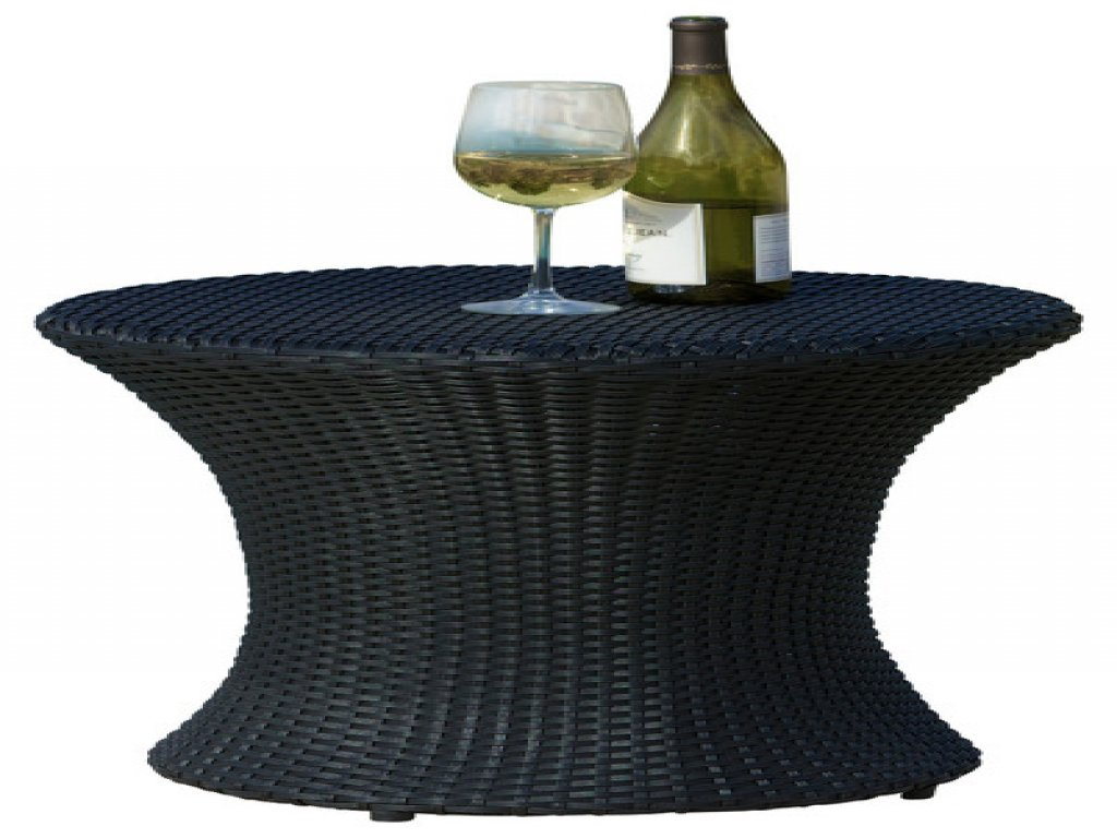 furniture outdoor accent tables beautiful lorenzo wicker table black contemporary mosaic kohls gray linens dining room square concrete coffee large silver lamps set three glass