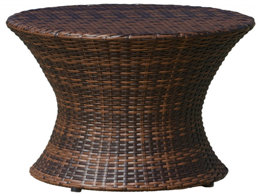 furniture patio accent table awesome coral coast side inspirational townsgate outdoor brown wicker hourglass woven metal threshold target white chairs three coffee tables nautical