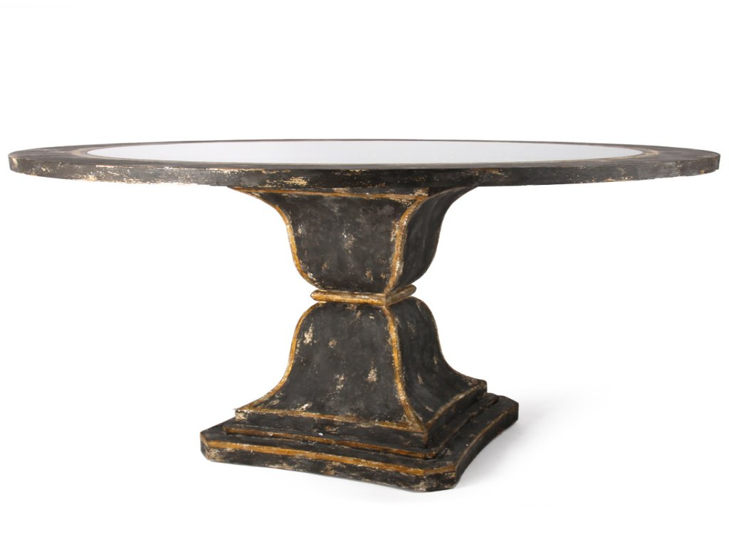 furniture pedestal accent table best hillcrest round beautiful distressed black dining gold simplify target couches coffee height pier side simple white dresser with mirror set