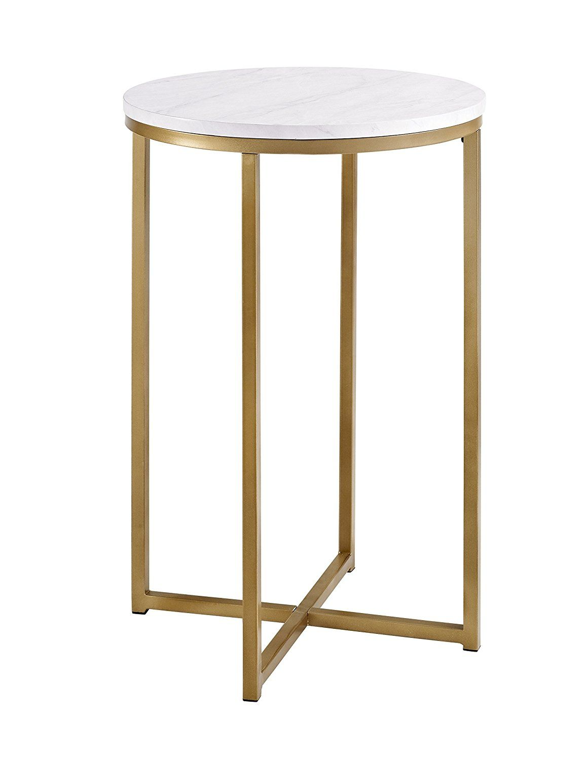 furniture round side table marble gold kitchen accent with top dining teak set small black wood end tables dresser target lamp modern design living room ashley bedroom rustic