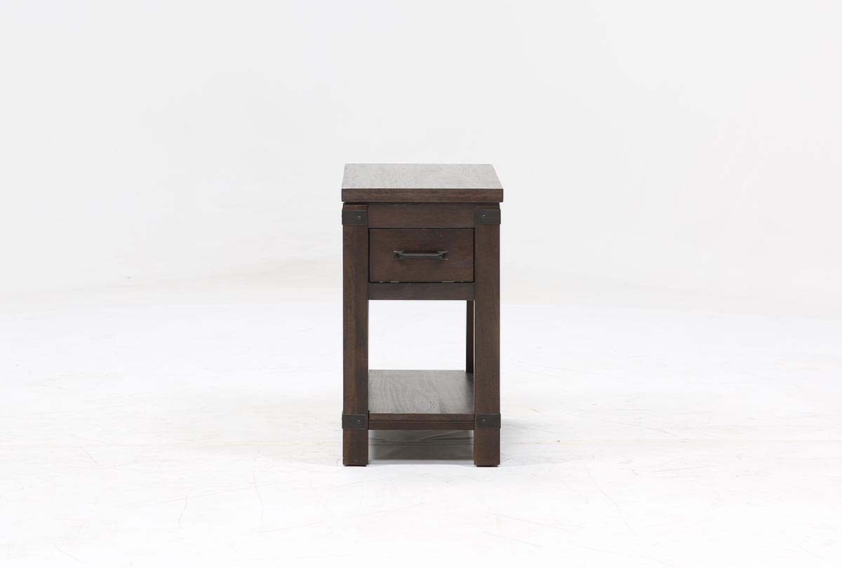 furniture small chairside tables for inspiring end table design wedge shaped wood side with drawers lamp sets living room tall accent drawer round espresso cha pier one imports