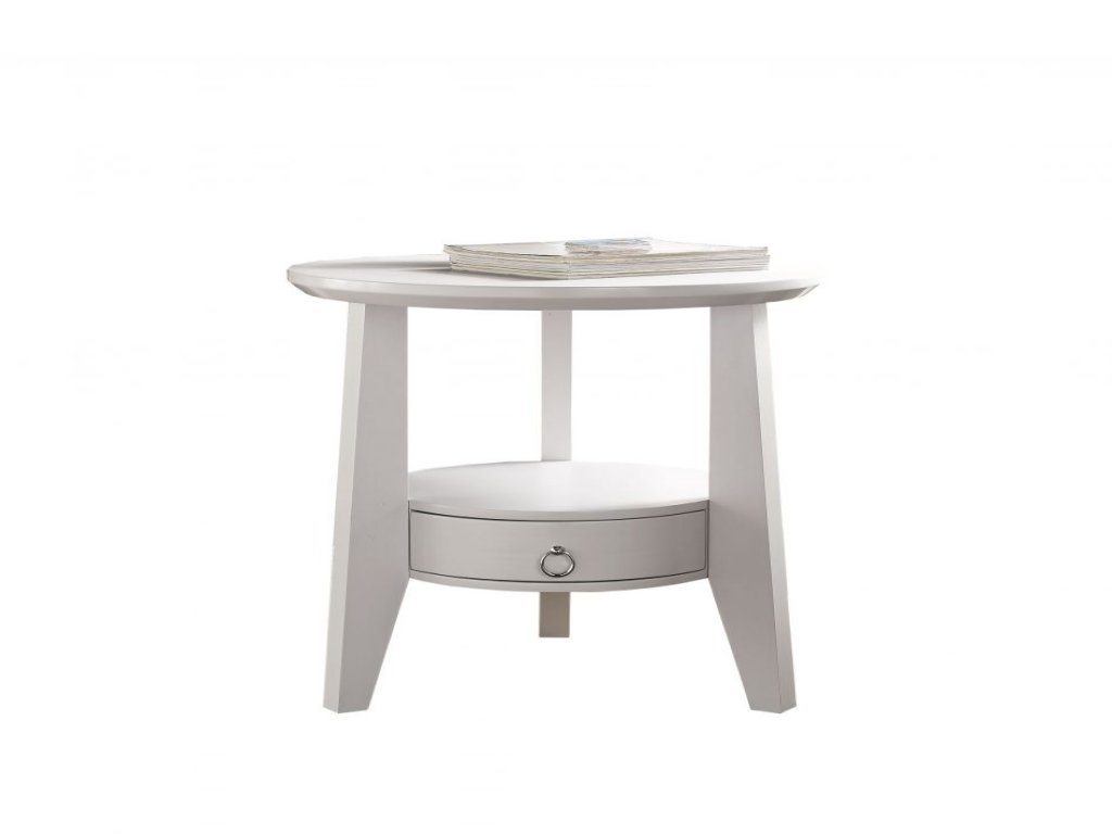 furniture small corner accent table elegant white room decor lamp globes bar umbrella base with wheels inch round holiday tablecloth metal garden home entertainment america