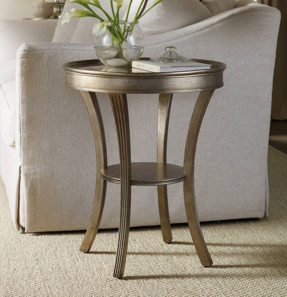 furniture small round teak accent table stdibs with tablecloth peekaboo acrylic coffee chairs and ott for spaces better homes gardens side bedroom tables pottery barn kitchen
