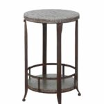 furniture stunning black blair round side table ideas good awesome foundry accent with drawer mahogany benedetta half nautical swag light bronze curtains target gold and marble 150x150