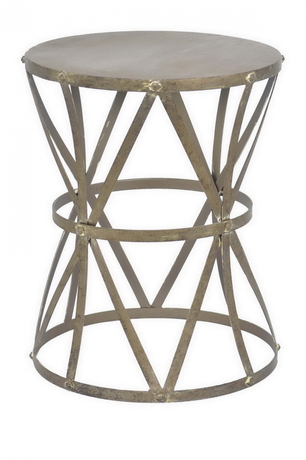 furniture three hands anti bras metal accent table nordstrom rack homepop spectacular applied your residence design waterproof vintage gold coffee threshold transition sheesham