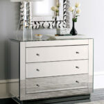 furniture upgrade your home with pretty mirrored dresser gallerie mirror end table target accent nightstands ikea side dressers mirrors contemporary wood coffee gold beach style 150x150