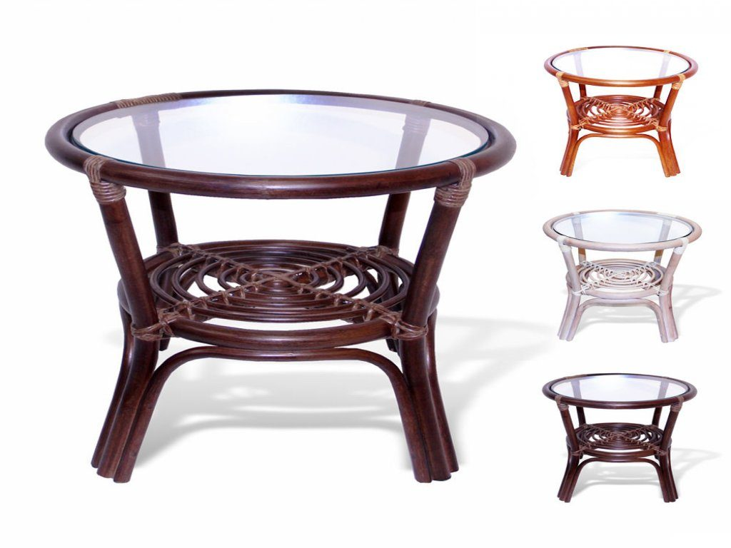 furniture wicker accent table inspirational leo handmade rattan small round end coffee patio stained glass lamps living room target white lamp iron chairs ethan allen counter