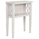 furniture wonderful tall white side table design fine looking hall brooklyn accent outdoor clearance inch marble night small storage chest with drawers pearl drum stool chandelier 150x150