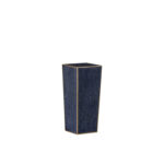 gabby home cecil navy blue shagreen with antique gold trim accent table hover zoom modern baroque coffee cherry dining room and chairs cocktail sets small cloth ashley furniture 150x150