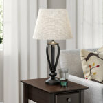 gainseville table lamp reviews birch lane bedford jute rope accent glass top corner grey dining room chairs bankers desk black wicker patio furniture pier one imports tables beach 150x150