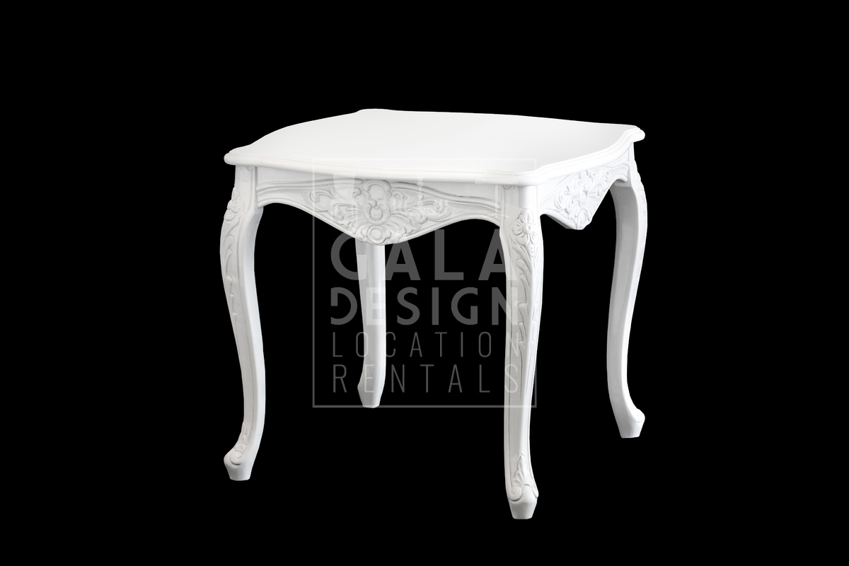 gala design location mobilier white baroque end table accent coffee patio bar razer ouroboros gaming mouse vitra replica with wheels breakfast chairs farmhouse dining set grey